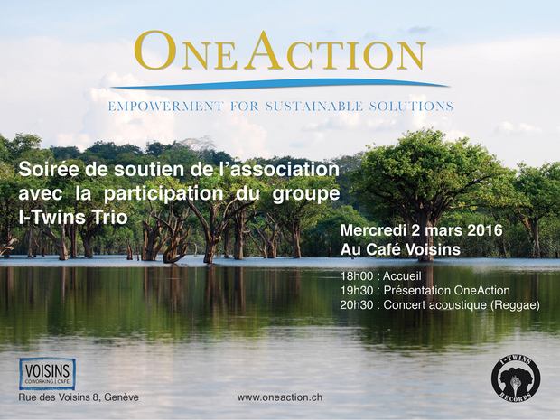 News 20 202016 20 20oneaction 20event 20at 20cafe cc 81 20voisins 20and 20i twins 20concert