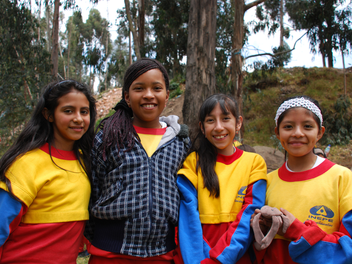 Projects   holistic education in quito   2014   2